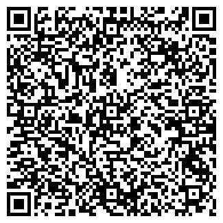 QR-код с контактной информацией организации DEAC