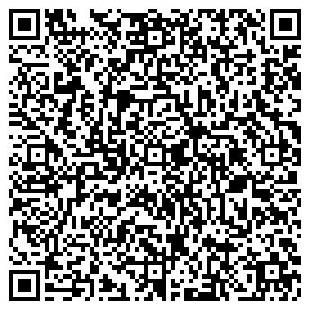 QR-код с контактной информацией организации Крептех, ООО
