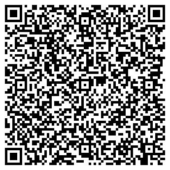 QR-код с контактной информацией организации Визави, ЗАО