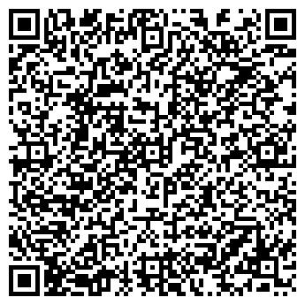 QR-код с контактной информацией организации Дениал, ООО