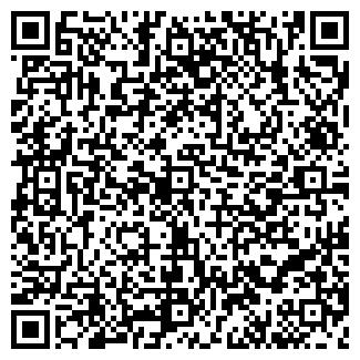 QR-код с контактной информацией организации БОРОДИНО ТД