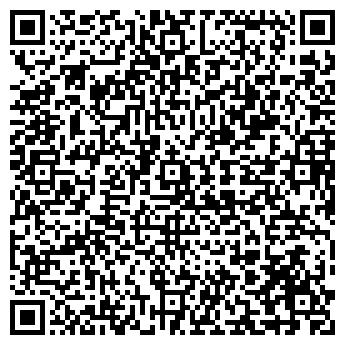 QR-код с контактной информацией организации Метпроф-М, ТОО