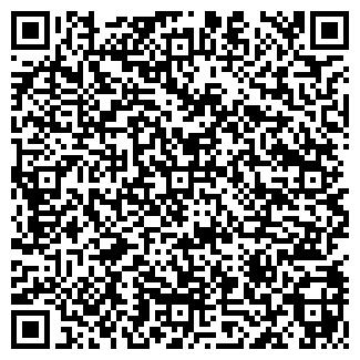 QR-код с контактной информацией организации Полимир