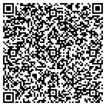 QR-код с контактной информацией организации Beauty Flora