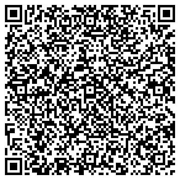 QR-код с контактной информацией организации Виктория, ЧУП