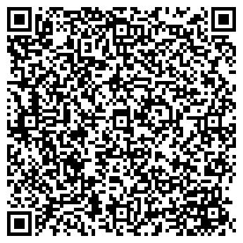 QR-код с контактной информацией организации Гипблеск, ООО