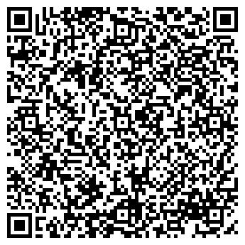 QR-код с контактной информацией организации Каскад, ЗАО