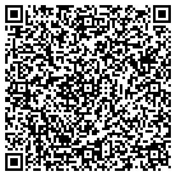 QR-код с контактной информацией организации Лаюр, ООО