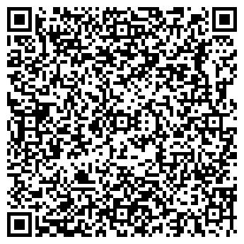 QR-код с контактной информацией организации Сны и секреты, ЧП