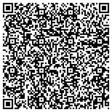 QR-код с контактной информацией организации Хронос (Chronos), ООО