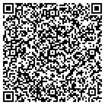 QR-код с контактной информацией организации Fleur Maison