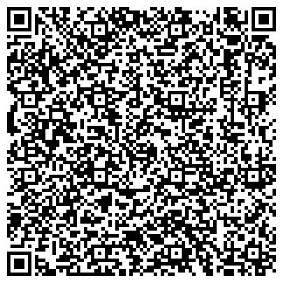 QR-код с контактной информацией организации Цветочный центр Viva-Rosa