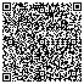 QR-код с контактной информацией организации ИП Блеск магазин