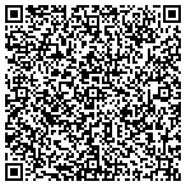 QR-код с контактной информацией организации Цветочная компания