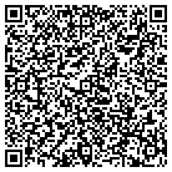 QR-код с контактной информацией организации Квітковий бутік