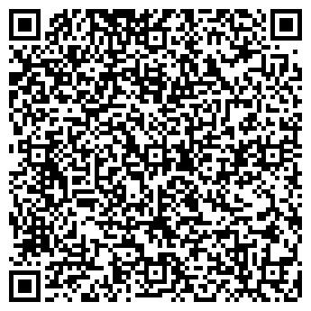 QR-код с контактной информацией организации BeautyFlor
