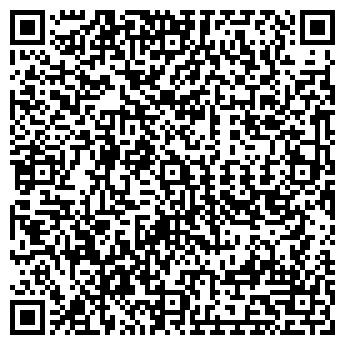 QR-код с контактной информацией организации ОРЕНБУРГГЕОТРАНС
