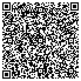 QR-код с контактной информацией организации De fleur