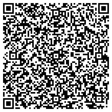 QR-код с контактной информацией организации Академия интерьера, ООО