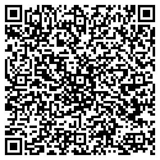 QR-код с контактной информацией организации Каменный цветок, Магазин-салон