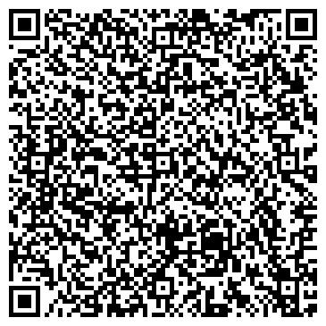 QR-код с контактной информацией организации АГЕНТСТВО ТРАНСПОРТНОГО ОБСЛУЖИВАНИЯ, ЗАО