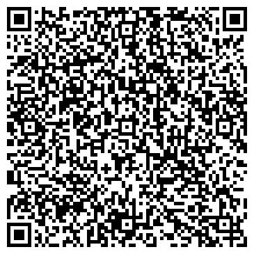 QR-код с контактной информацией организации УкрПапирИнвест, ЗАО