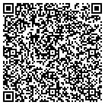 QR-код с контактной информацией организации МАНИ, ЧП