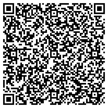 QR-код с контактной информацией организации Мегасвитло, ЧП