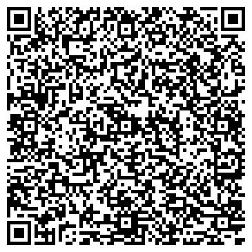 QR-код с контактной информацией организации Flowers delivery интернет - магазин