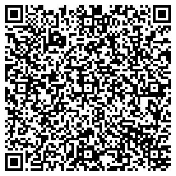 QR-код с контактной информацией организации № 1825 АВТОКОЛОННА, ЗАО