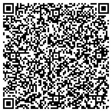 QR-код с контактной информацией организации ФанФан Тюльпан