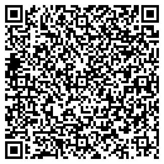 QR-код с контактной информацией организации ВИРАЖ-97, ООО