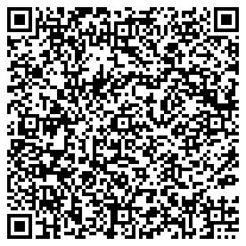 QR-код с контактной информацией организации Интерприбор