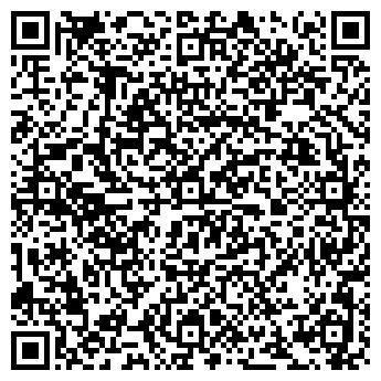 QR-код с контактной информацией организации Автобуссервис, ООО
