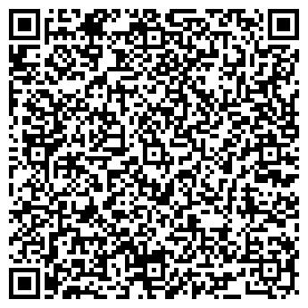 QR-код с контактной информацией организации Атлас Интернэшнл, ЗАО