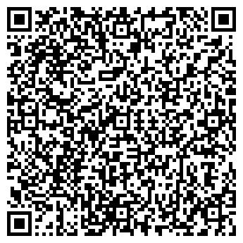 QR-код с контактной информацией организации Ренттех, ЗАО