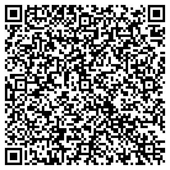 QR-код с контактной информацией организации Avtovin