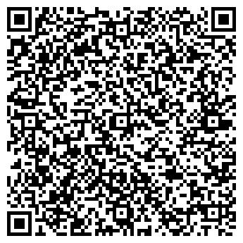 QR-код с контактной информацией организации Частное предприятие Кристалл Лайн
