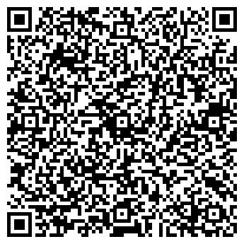 QR-код с контактной информацией организации АКВА ДИЗАЙН
