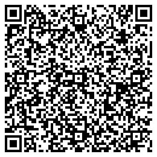 QR-код с контактной информацией организации АМС ИСТ