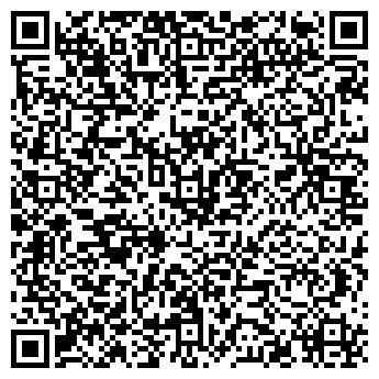 QR-код с контактной информацией организации Полярис, СПД