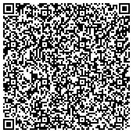"""QR-код с контактной информацией организации """"Ботанический сад имени профессора А.Г. Генкеля Пермского государственного университета"""""""