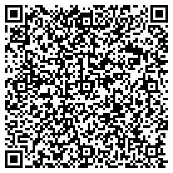 QR-код с контактной информацией организации Класт, ООО
