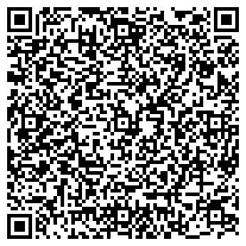 QR-код с контактной информацией организации Мото сила, компания