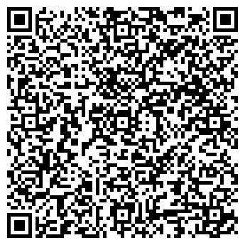 QR-код с контактной информацией организации Электромир, ЧП