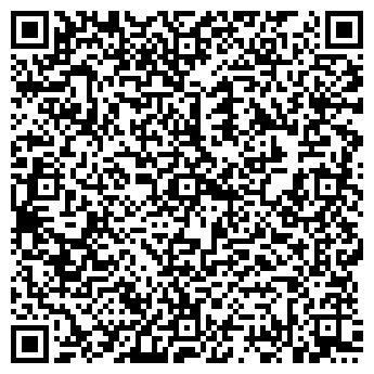QR-код с контактной информацией организации РОССИЯНЕ ФОЛК-ШОУ ГРУППА
