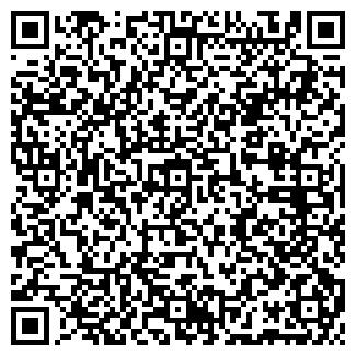 QR-код с контактной информацией организации ФАБРИКА ТАНЦА