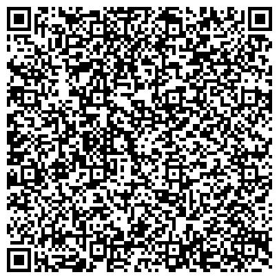 QR-код с контактной информацией организации Завод по производству кварцевого стекла, филиал ОАО Коралл
