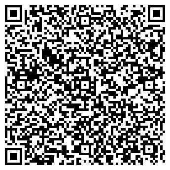 QR-код с контактной информацией организации А-МЕГА АВТО, ООО