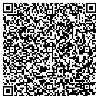QR-код с контактной информацией организации ДВОРЕЦ СВЕРДЛОВА (СЦЕНА)